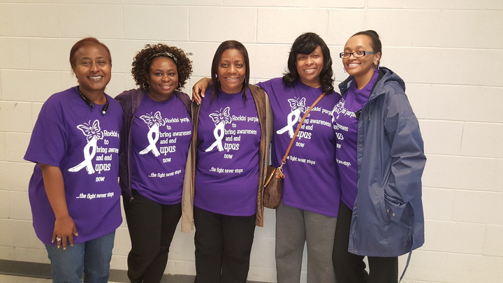 Hampton Roads Lupus Walk For A Cure 2016 T-Shirt Photo