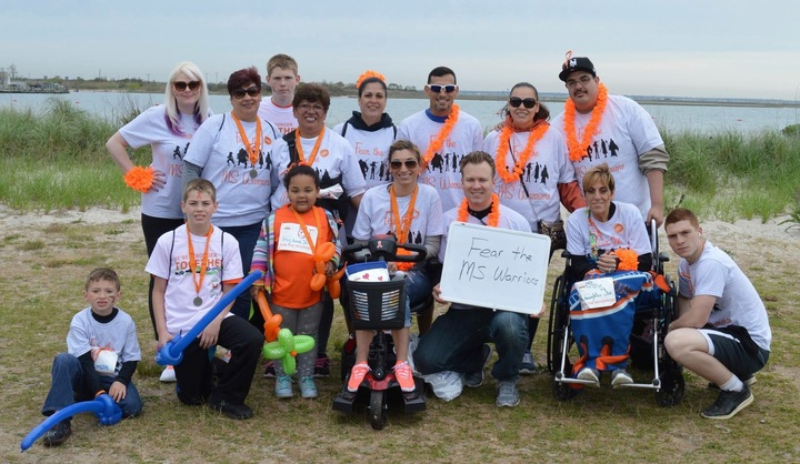 Ms Walk 2016 Jones Beach Ny T-Shirt Photo