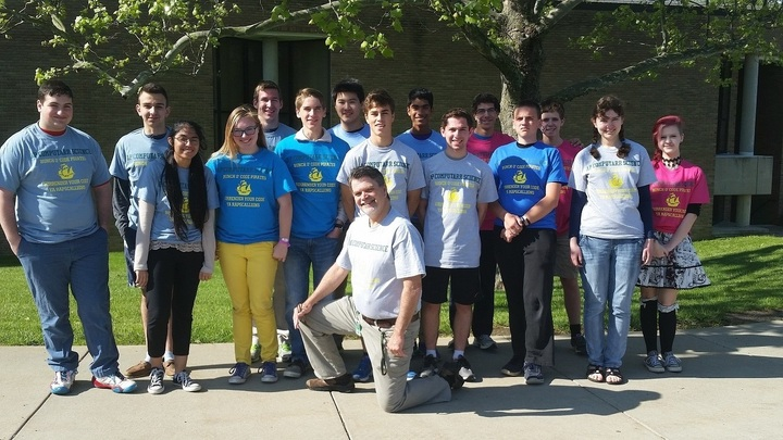 Ap Computer Science 2016 T-Shirt Photo