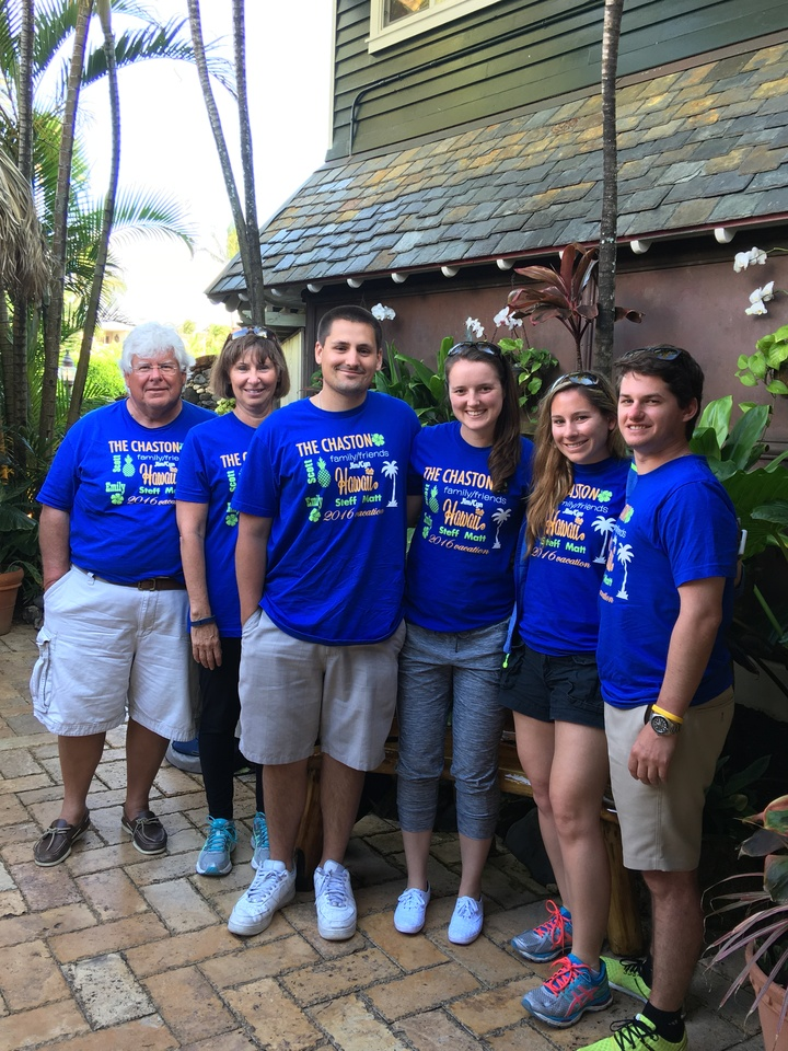Chaston Family/Friends Vaca T-Shirt Photo