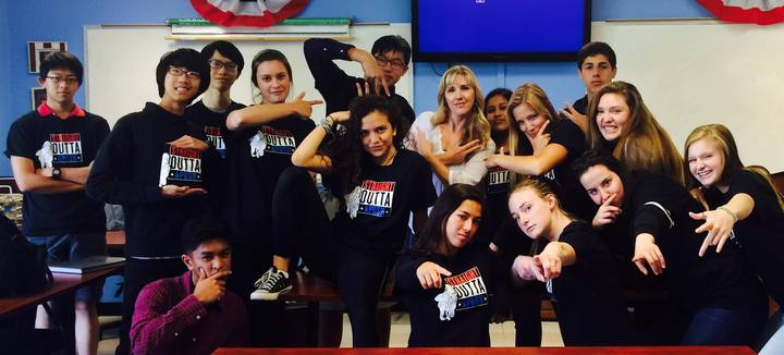 Straight Outta Apush T-Shirt Photo