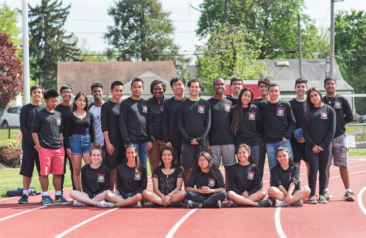 Bhs Track & Field Distance Squad  T-Shirt Photo