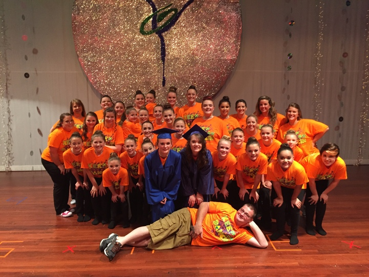 Dda Dancers 2016 T-Shirt Photo