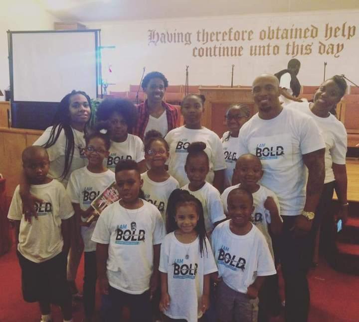 Gospel Ark Children's Choir T-Shirt Photo
