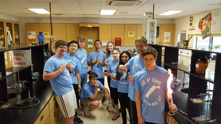 Ap Chem Crew T-Shirt Photo