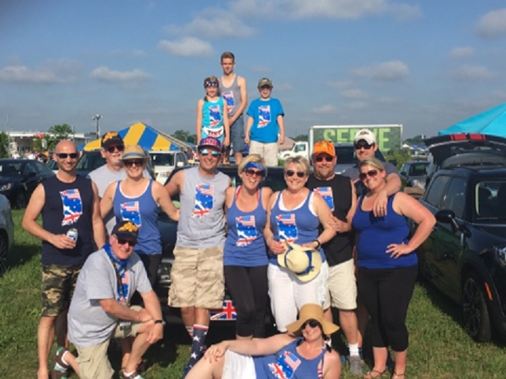 Indy500/100/2016 T-Shirt Photo