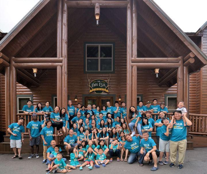 Igca Gathering 2016 T-Shirt Photo