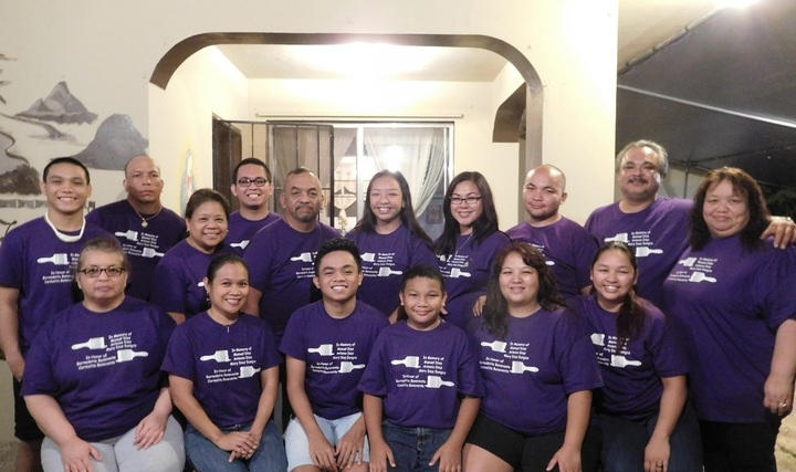 Relay For Life 2016 T-Shirt Photo