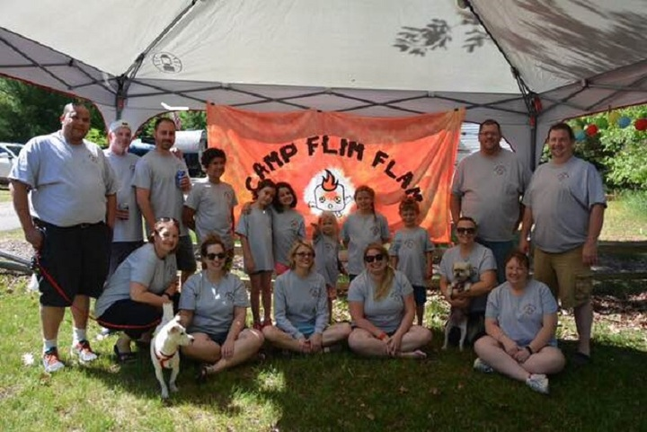 Camp Flim Flam 2016 T-Shirt Photo