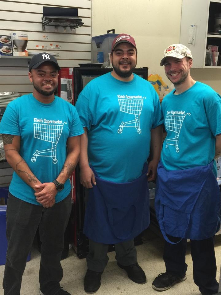 Happy Deli Crew T-Shirt Photo
