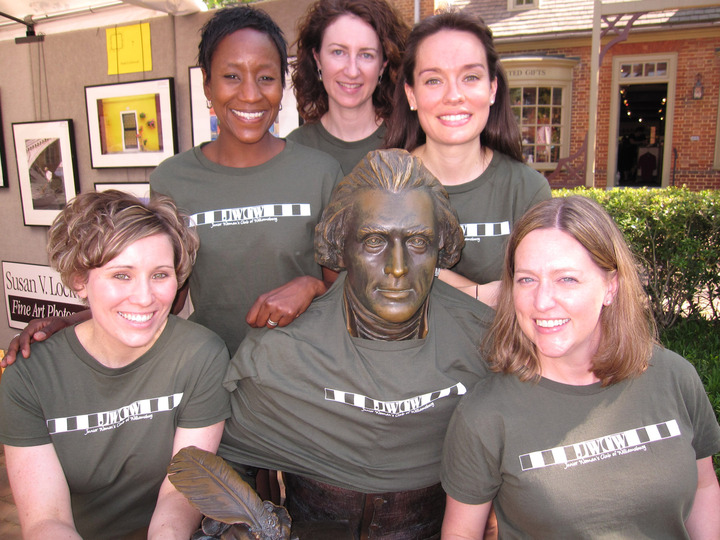Tj & The Ladies T-Shirt Photo