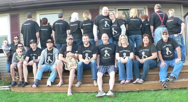 #Team J Lo T-Shirt Photo