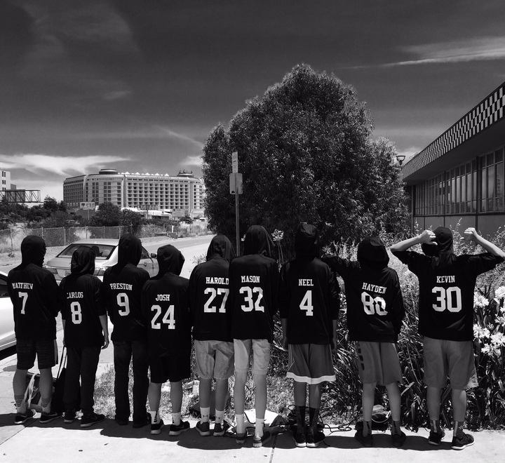 Squad T-Shirt Photo