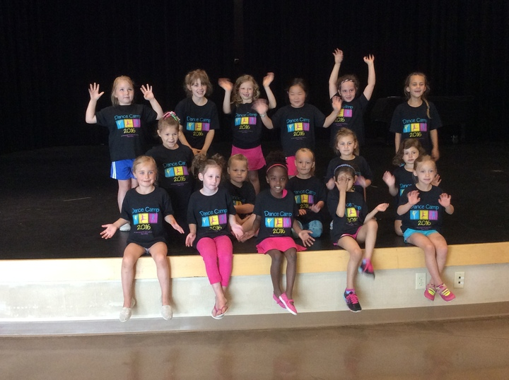 Preschool And Kindergarten Jazz Hands  T-Shirt Photo