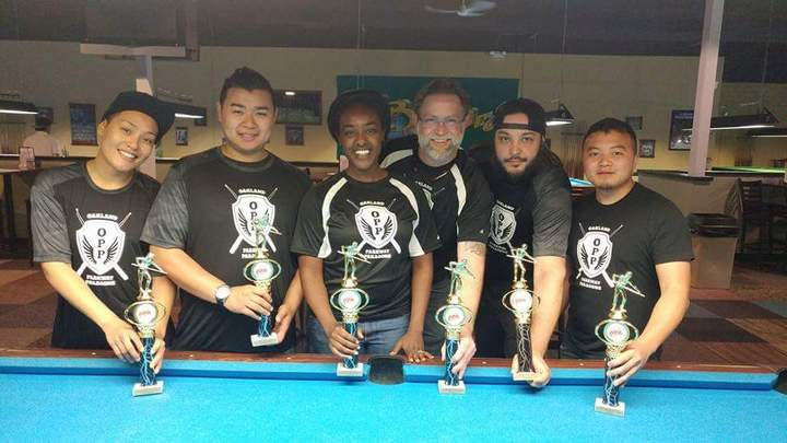 Oakland Parkway Paragons 2016 Eastbay Apa Champions T-Shirt Photo