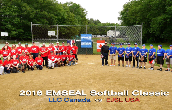 2016 Emseal Softball Classic T-Shirt Photo