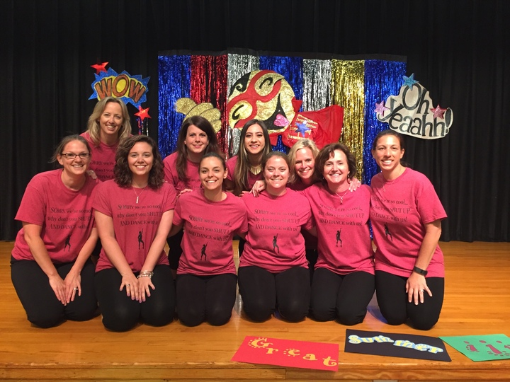 Hopewell Talent Show '16 T-Shirt Photo