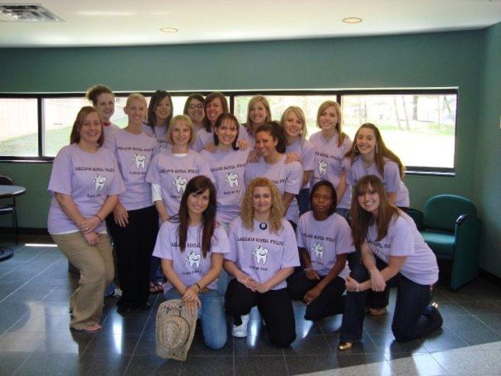 Dental Hygiene Girls T-Shirt Photo