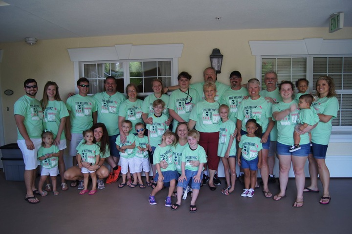 Family Bunch T-Shirt Photo