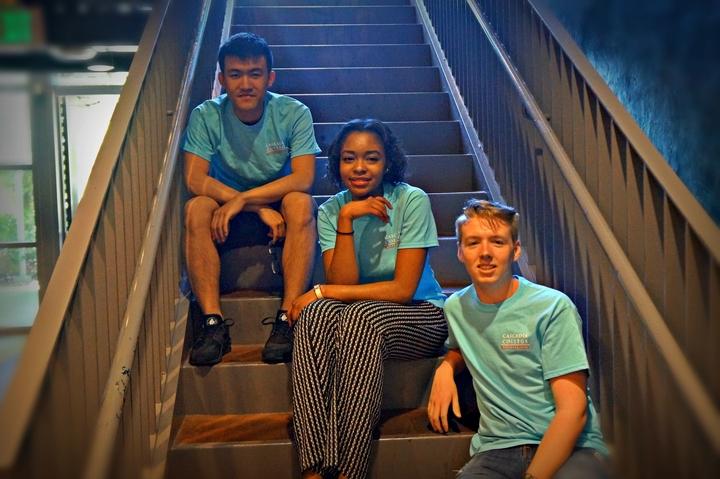 Cascadia College T Shirts T-Shirt Photo