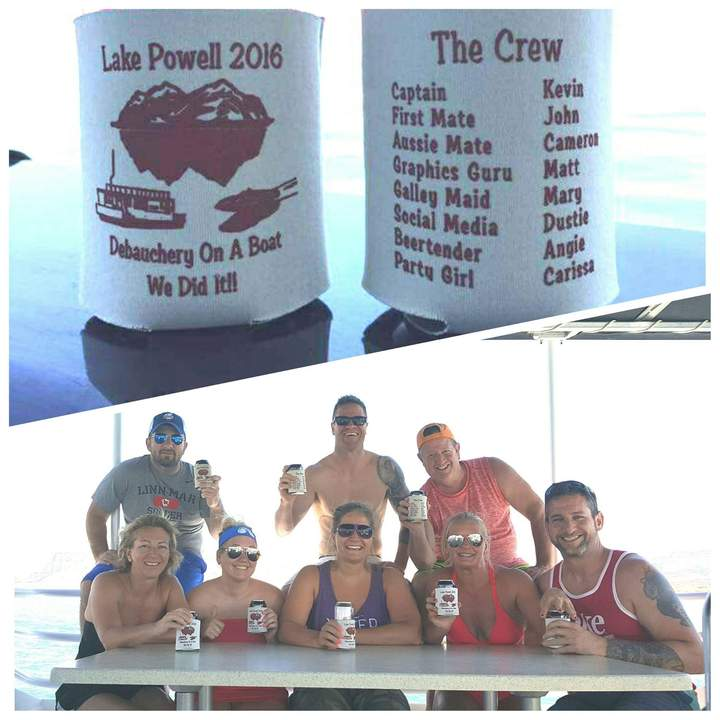 Lake Powell Fantasy Cruise T-Shirt Photo