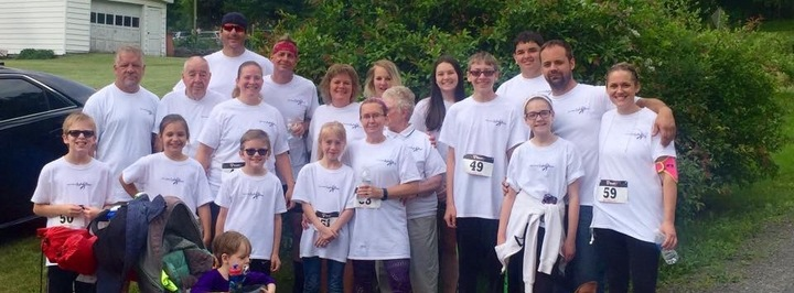 Alzheimers 5/10 K T-Shirt Photo