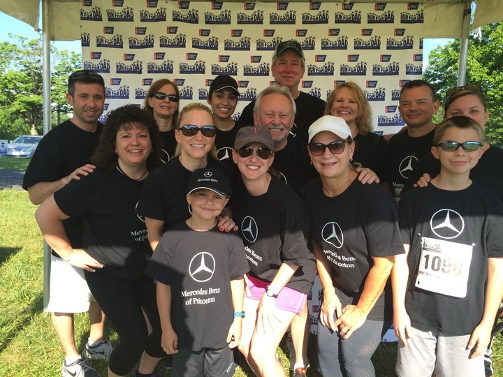 Run For Dad   Cancer Walk T-Shirt Photo