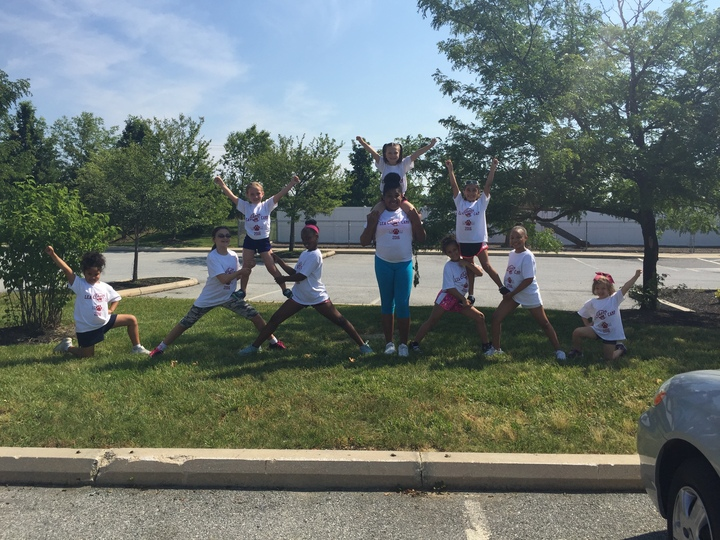 Cheer Camp 2016 T-Shirt Photo