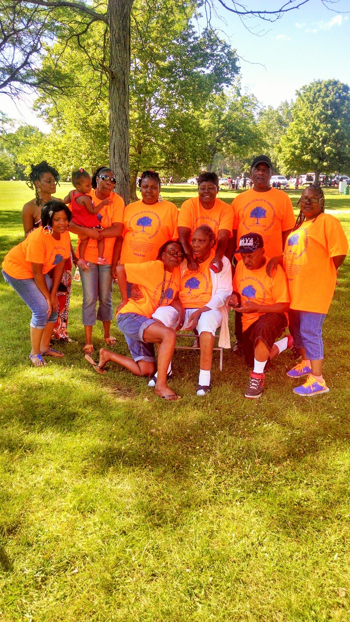 Bryant Family Reunion T-Shirt Photo
