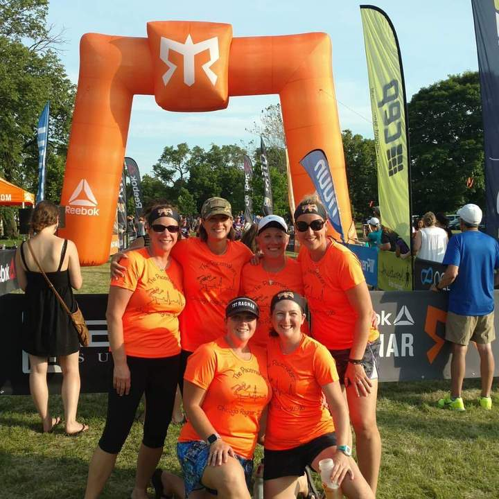 Chicago Ragnar 2016 T-Shirt Photo