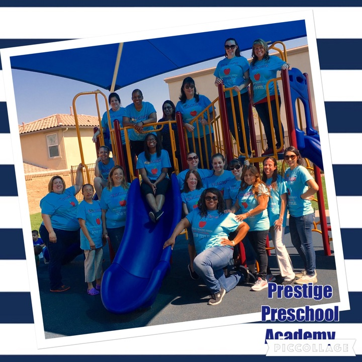 Prestige Preschool Academy Teachers  T-Shirt Photo
