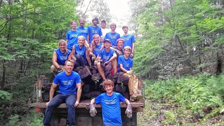Upper Valley Trails Alliance Trail Corps T-Shirt Photo