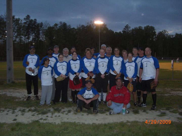 Bbc Softball Team T-Shirt Photo