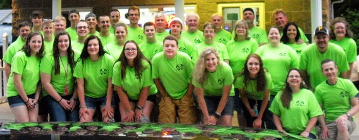 2016 Philippi Wv Work Mission Team T-Shirt Photo