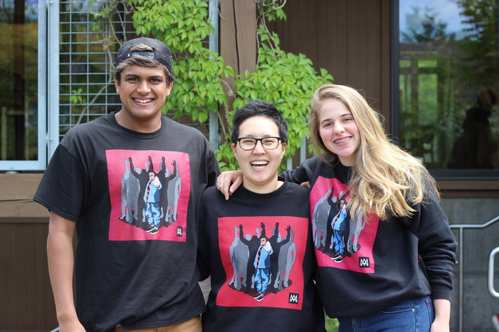 Black Lives Matter In Portland T-Shirt Photo