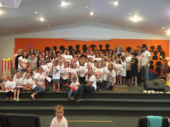 Clayton Community Church Vbs T-Shirt Photo