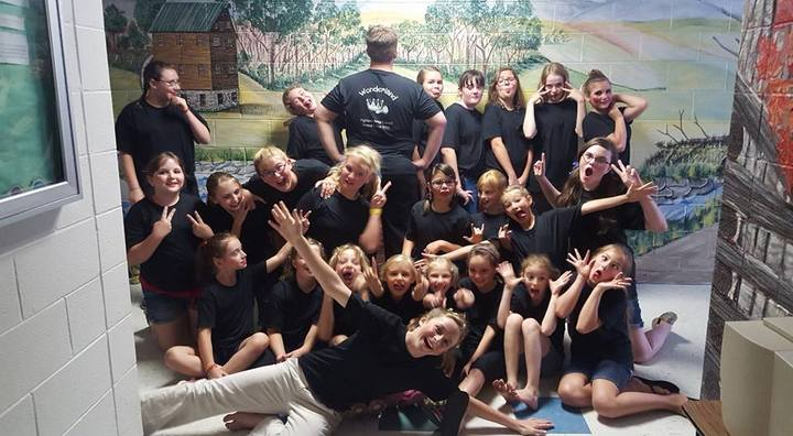 Drama Camp 2016 T-Shirt Photo