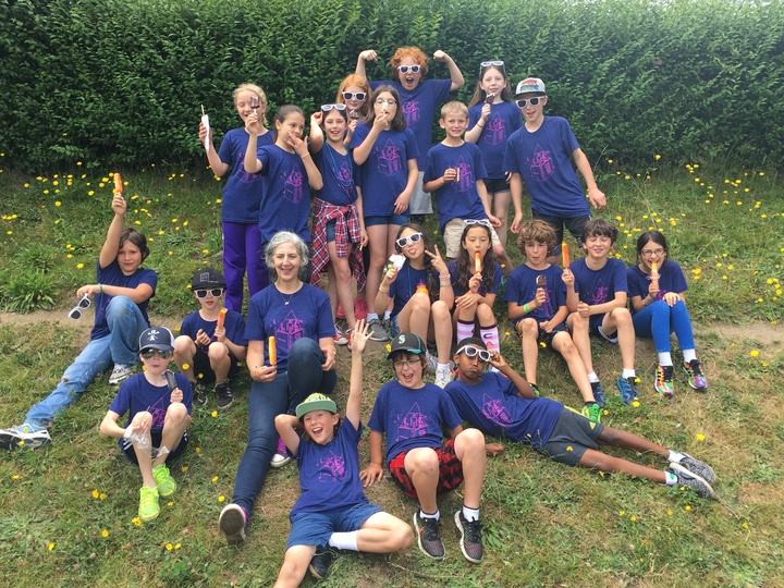 Colando's 4th Graders Field Day 2016 17 T-Shirt Photo