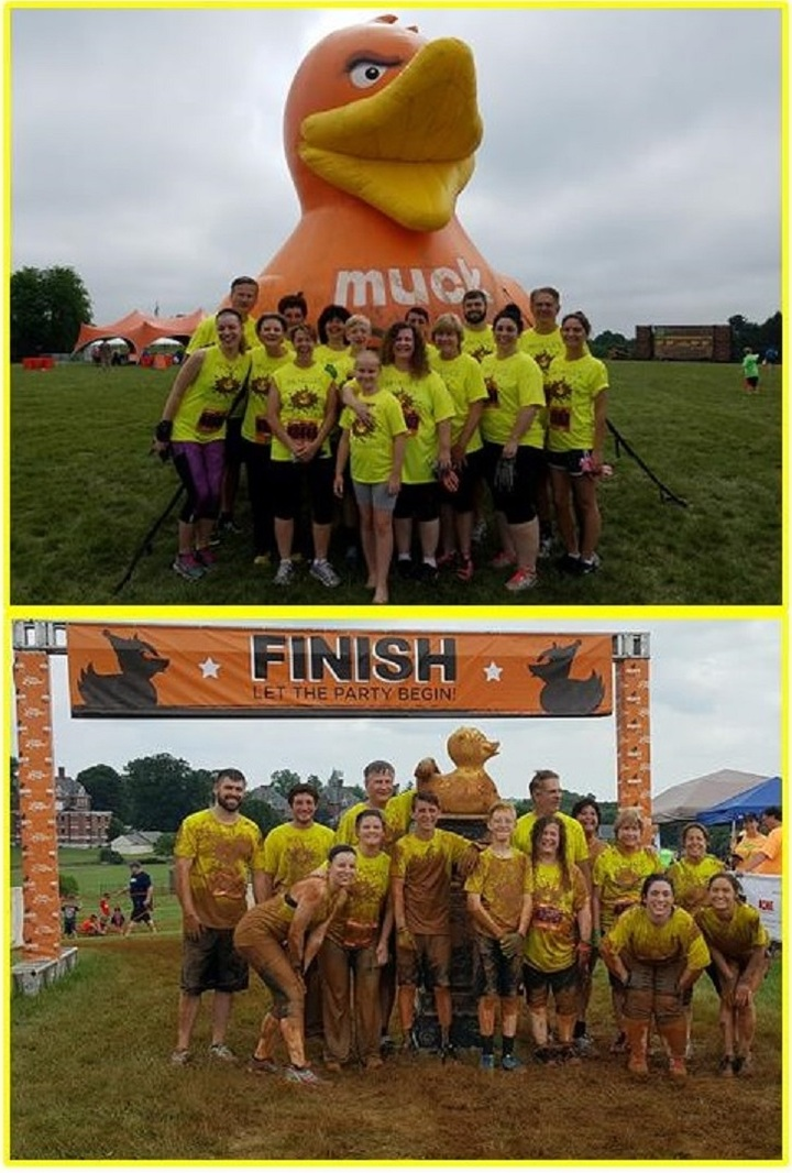 We Rocked Muckfest Ms Philly 2016! T-Shirt Photo