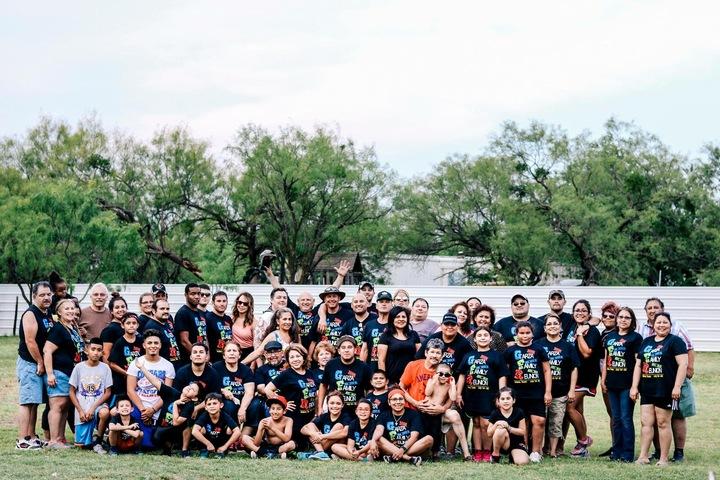 3rd Annual Garza Family Reunion T-Shirt Photo