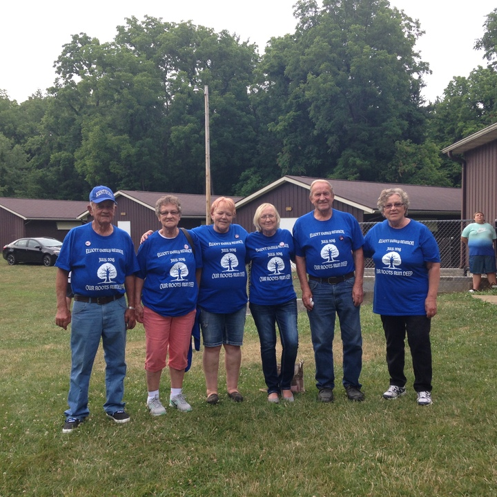 Elliott Reunion  T-Shirt Photo