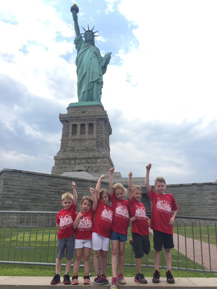 Statue Of Liberty T-Shirt Photo