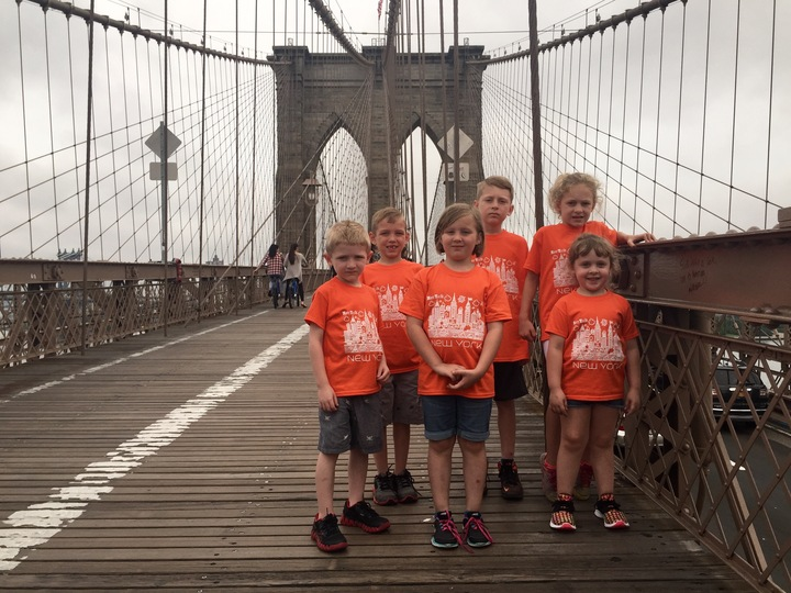 Brooklyn Bridge  T-Shirt Photo