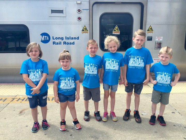 Long Island Railroad  T-Shirt Photo
