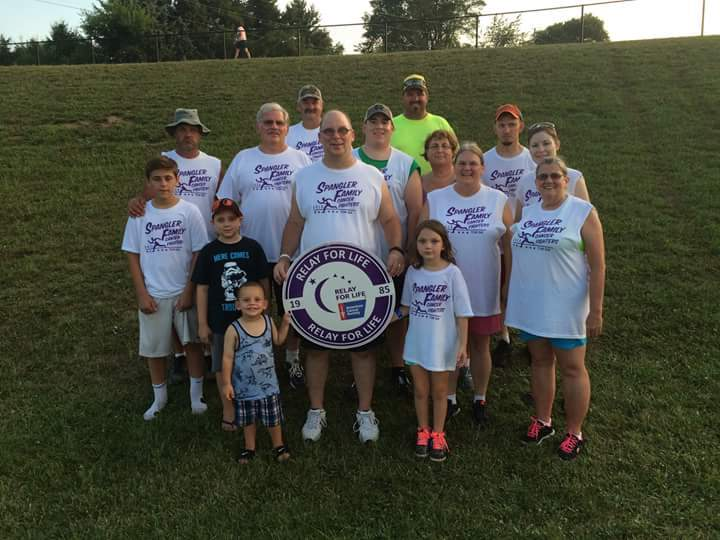 2016 Relay For Life  T-Shirt Photo