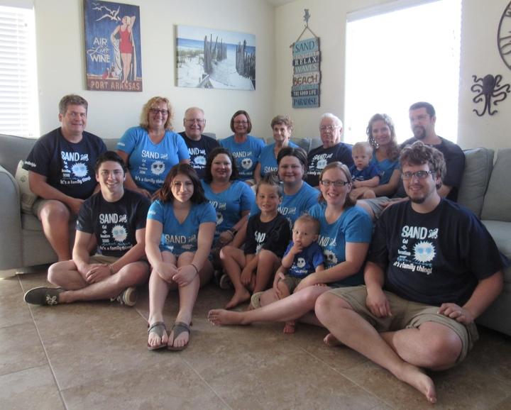 Peck Family Fun! T-Shirt Photo