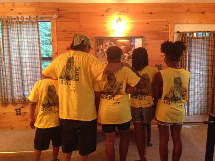 Brent Family Reunion  T-Shirt Photo