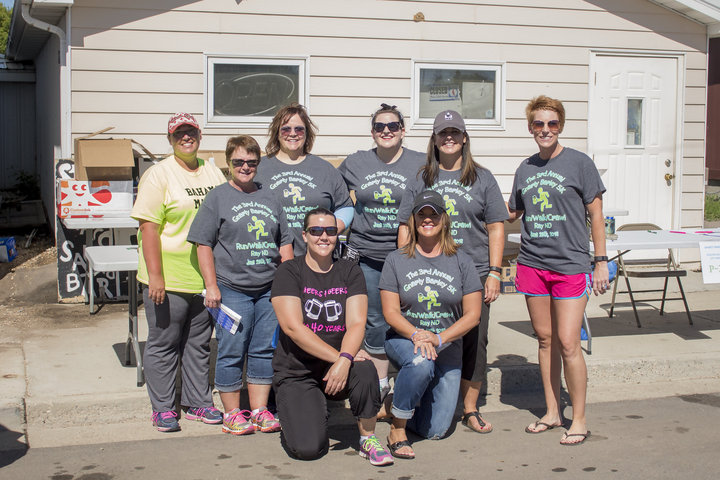 Gnarly Barley Registration Crew T-Shirt Photo