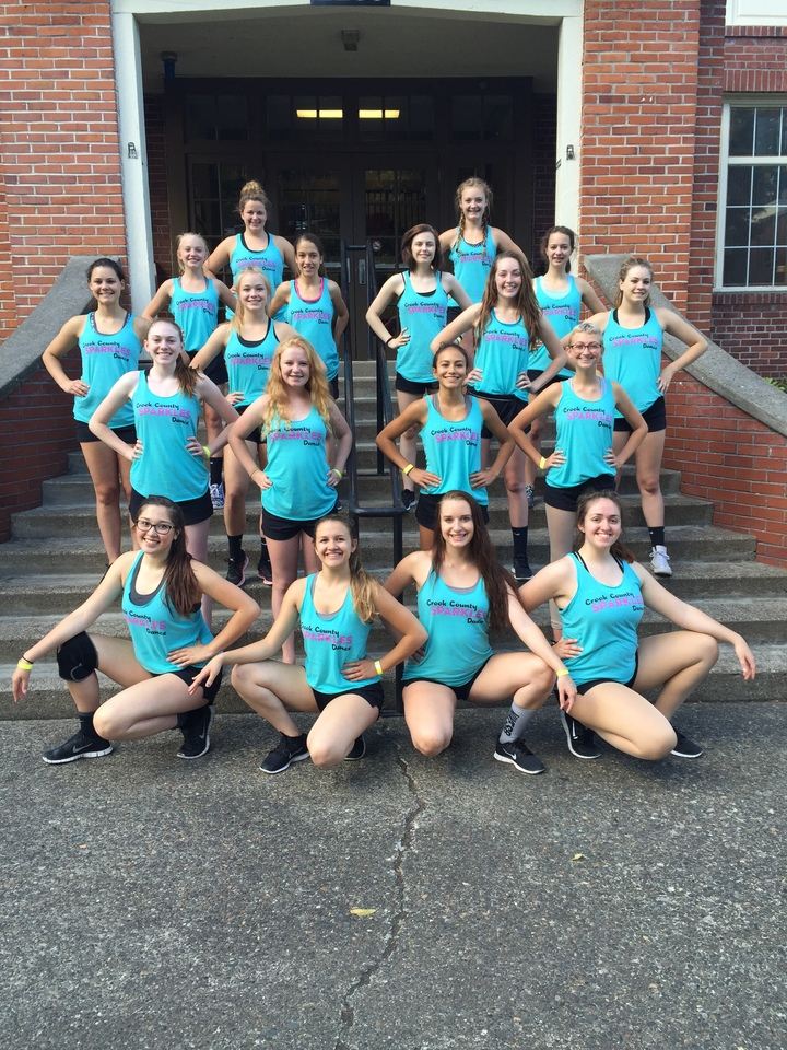 Sparkles Dance Team T-Shirt Photo