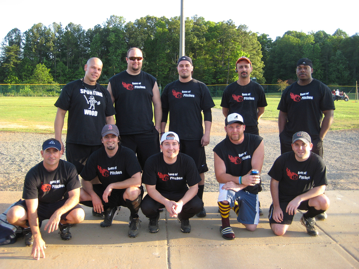 Sons Of Pitches T-Shirt Photo
